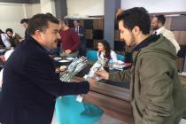 24 Kasım 2019 EBS Gürsu'dan Öğretmenlere Gül
